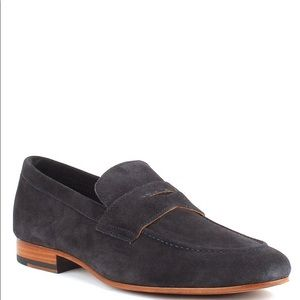 Gordon Rush Wilfred men's shoes in navy size 9